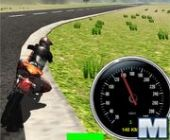 3D Simulateur De Moto Unity