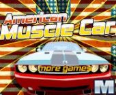 American Muscle Car Parking
