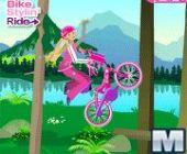 Barbie Vélo Stylin Trajet