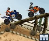 Desert ATV Challenge bon jeu