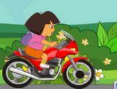 Dora Course De Moto