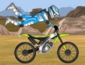 Désert De Vélo Extrême