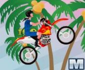 Fille Stunt Bike