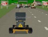 Karting Super Aller en ligne jeu