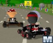 Karting Super Go en ligne jeu