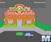 La Ville De Pizza! en ligne jeu