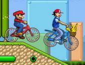 Mario Bmx Course
