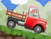 Mario Camion Adventures Voiture Rouge