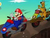 Mario Moto De La Ligue