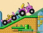 Mario Tracteur 3 en ligne bon jeu