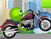 Monstre De L'Université De Vélo
