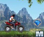 Montagne VTT en ligne jeu