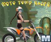 Moto Tomb Coureur