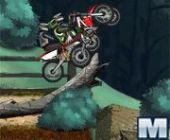 Motocross Forêt Défi