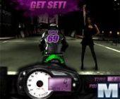 Ninja Piste Défi en ligne jeu