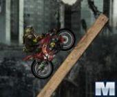 Nuke Rider Jeu