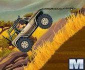 Offroad Safari en ligne bon jeu