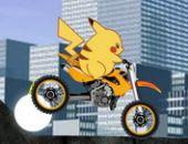 Pickachu Vélo De Voyage en ligne jeu