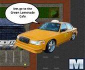 Sim Taxi en ligne jeu