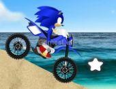 Sonic Plage De Course