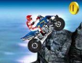 Super ATV montagne Trajet