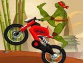 Tortue Ninja Cascades en ligne jeu