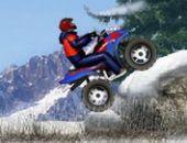 VTT neige