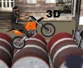 La saleté Vélo 3D Cascadeur Ville