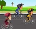 Cycle Coureur en ligne jeu