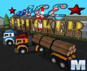 Ace Trucker jeu en ligne bon jeu