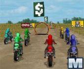 Cercles et course de l'argent