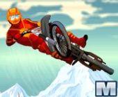 Extrêmes Des Cascades De Moto en ligne jeu