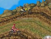 L'Extrême Motocross Étoiles en ligne jeu