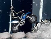 L'Hiver Défi Vélo en ligne bon jeu