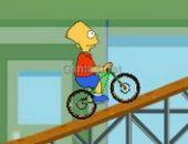 Les Simpsons Bmx