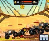 Mad Truck Challenge en ligne jeu
