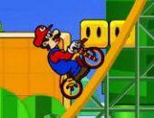 Mario BMX Velo L'aventure