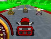 Mario Kart Royaume Champignon