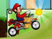 Mario La Vitesse Du Vélo