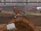 Motocross air comprimé