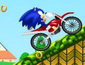 Sonic Trajet Course en ligne jeu