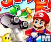 Super Mario Racing Jeu
