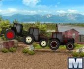 Tracteur Agricole Racing