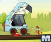 Tractors Power Adventure